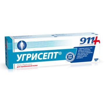 911 UGRISEPT - protiv akni, komedona, seboreje i neke vrste dermatita