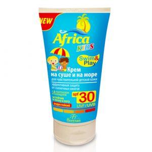 Afrika kids - dečija krema za sunčanje SPF30