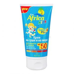 Afrika kids - dečija krema za sunčanje SPF50