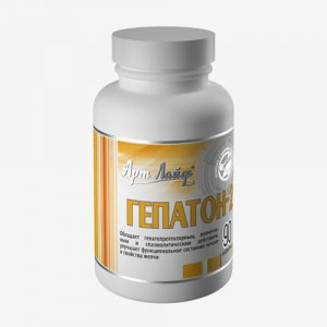 HEPATON - 2 - poboljšava funkciju jetre
