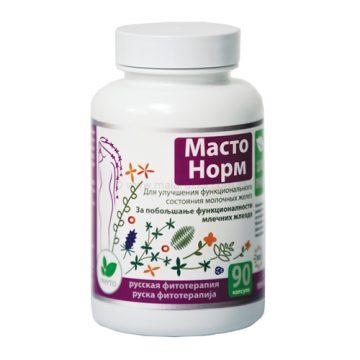 MastoNorm - Za poboljšanje funkcionalnosti mlečnih žlezda
