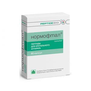 NORMOFTAL - peptid za regeneraciju oka