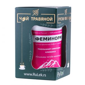 FEMINORM - Ublažava tegobe menopauze