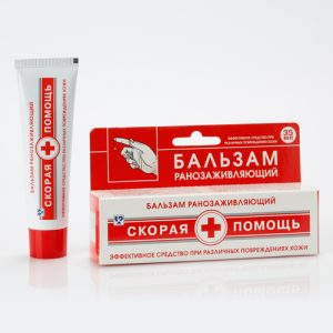Ruski preparat Balzam za rane - Hitna pomoć u tubi