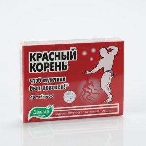 Ruski preparat CRVENI KOREN tablete