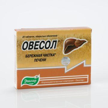 Ruski preparat OVESOL tablete