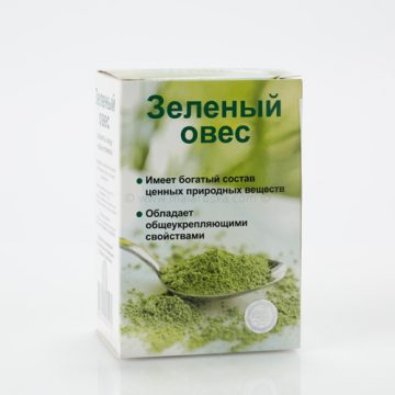 Ruski preparat ZELENI OVAS