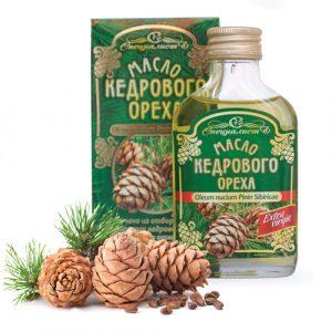 Sibirsko – altajsko ulje kedrovog oraha