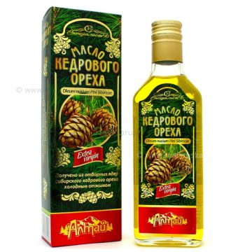 Sibirsko – altajsko ulje kedrovog oraha 250 ml
