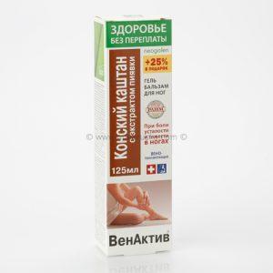 VENAKTIV - divlji kesten sa ekstraktom pijavice
